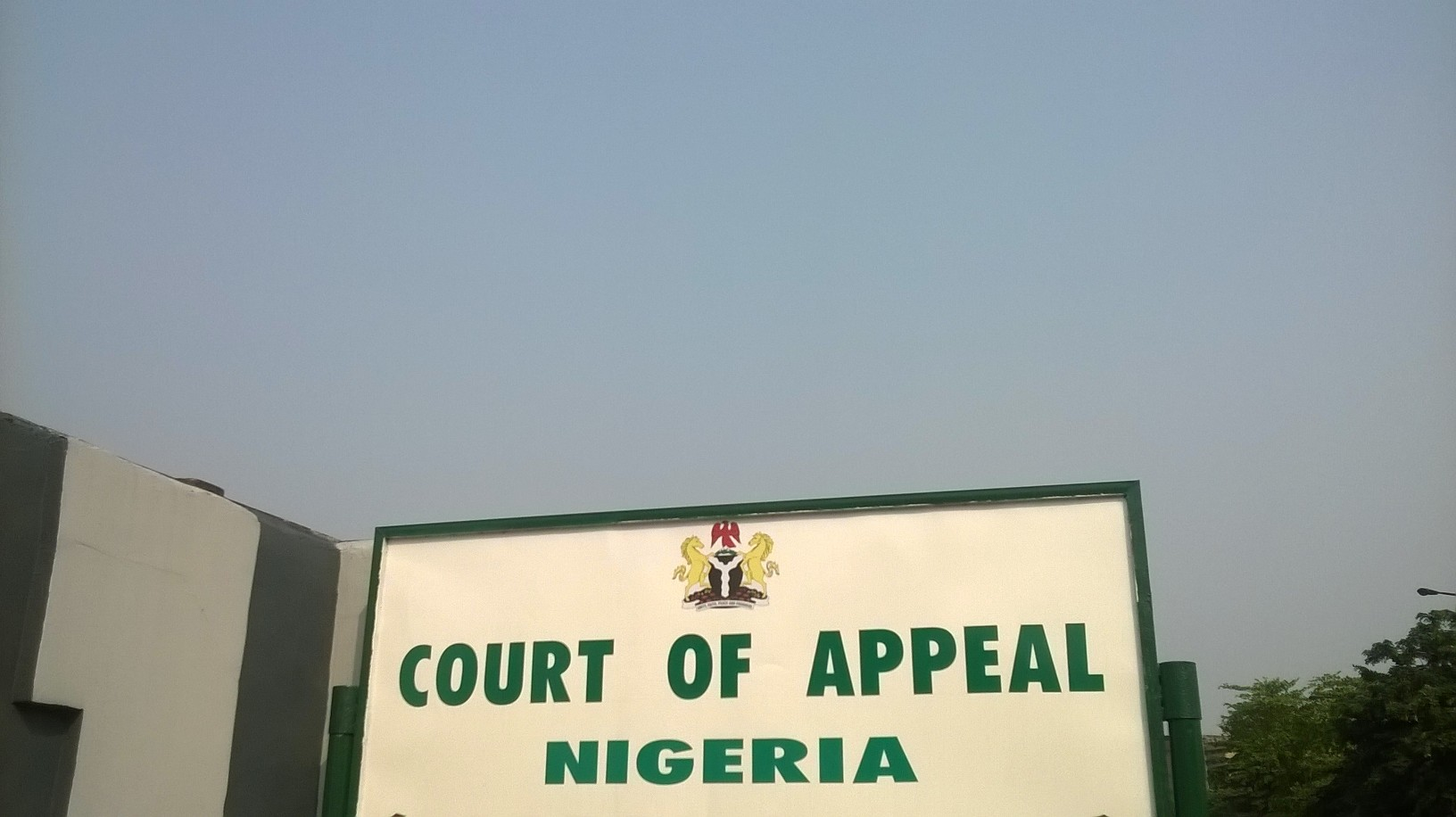 Court of Appeal of Nigeria