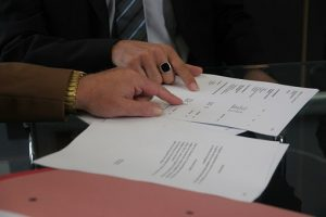 Letter of intent is not binding