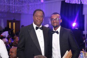 Dr Babalakin and Stephen