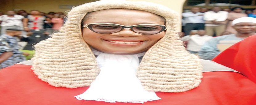 Hon Justice Oke CJ